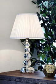 table lamp-crystal-lighting-Willow