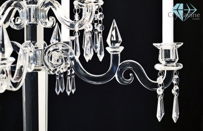 EMPIRE Arm candelabra (S/L)