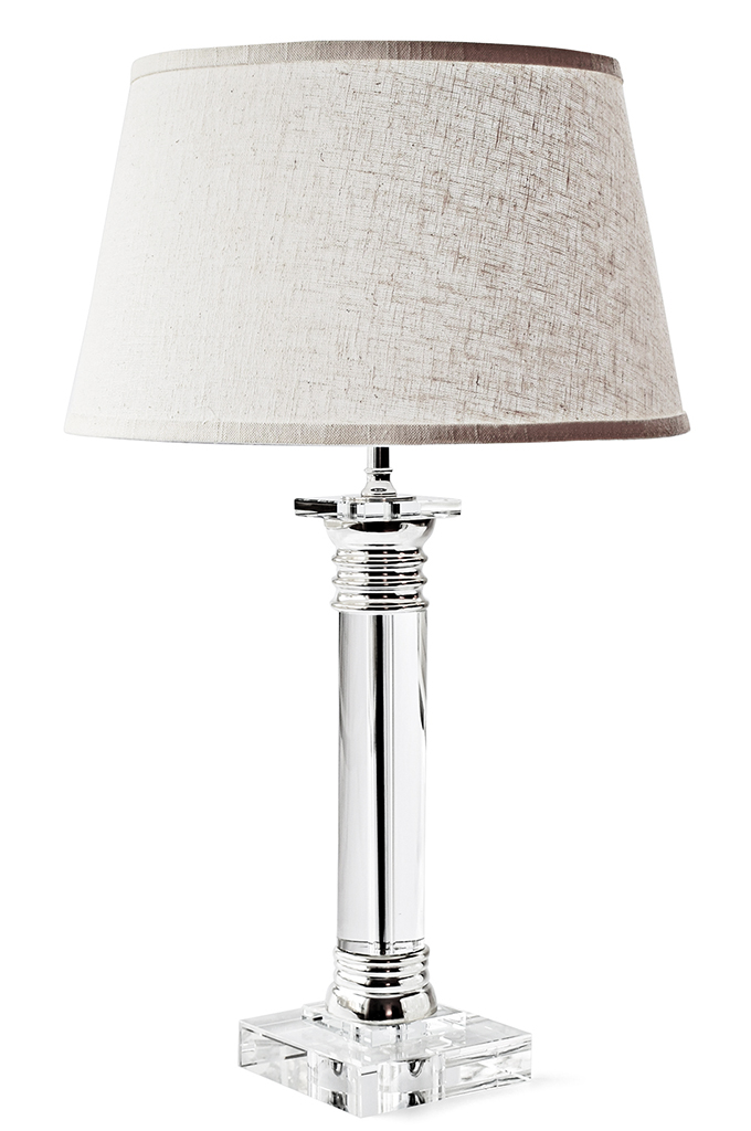 table lamp-crystal-lighting-Emerald